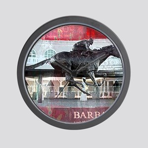 Barbaro 2 Wall Clock