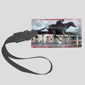 Barbaro 2 Large Luggage Tag