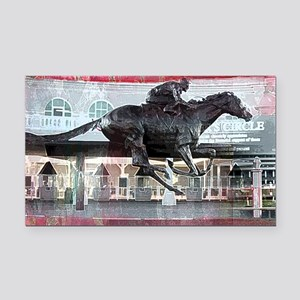 Barbaro 2 Rectangle Car Magnet