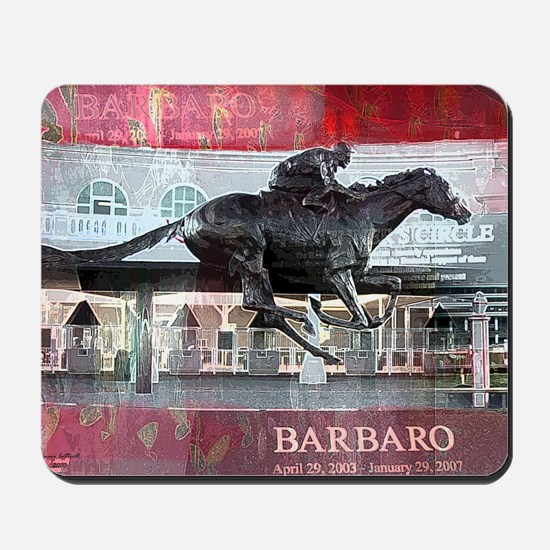 Barbaro 2 Mousepad