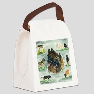 bel terv versatility Canvas Lunch Bag