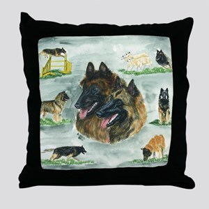 bel terv versatility Throw Pillow