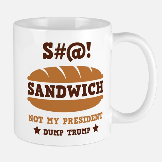Sandwich Trump Mug