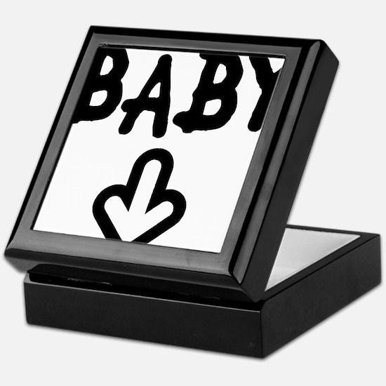 baby arrow Keepsake Box