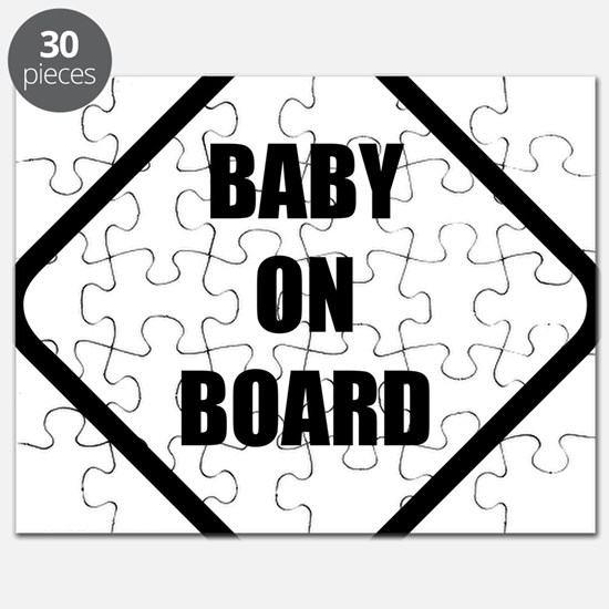 baby on board 5 Puzzle