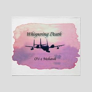 OV1Mohawk Throw Blanket