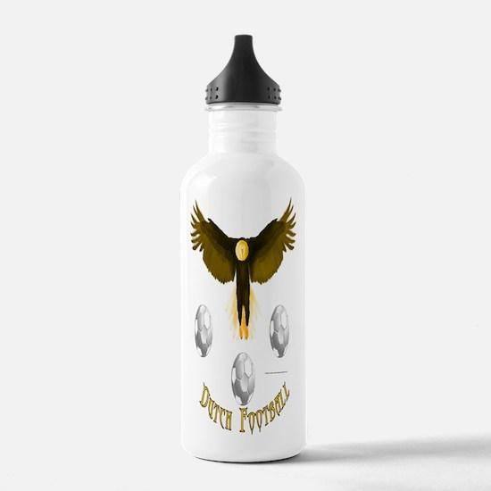 Dutch Soccer Eagle Water Bottle