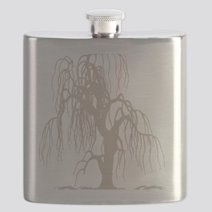 weepingwillowtree3 Flask