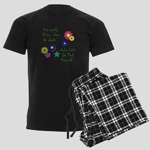 Peace, Love & Light Pajamas