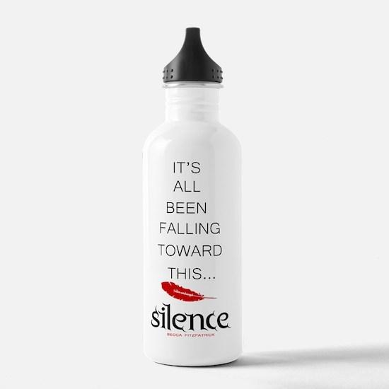 all been falling towar Water Bottle