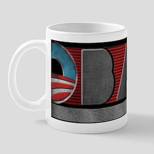 Obama-retro-2012 Mug