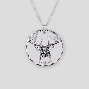 20110518 - BucksnortTN Necklace Circle Charm