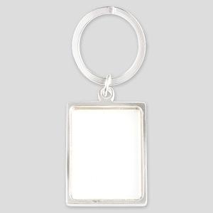 20110518 - BucksnortTN - For Dar Portrait Keychain
