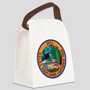 Puget Sound Patch 5-4-11 Canvas Lunch Bag