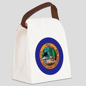 Puget Sound CP 5-19-11 Canvas Lunch Bag