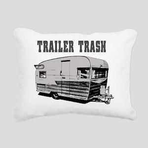 trailertrashwh Rectangular Canvas Pillow