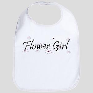 Flower Girl - Purple Haze Bib