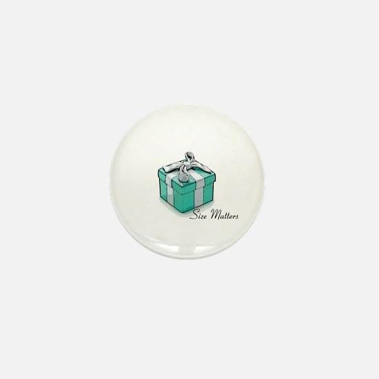 Blue Box Mini Button
