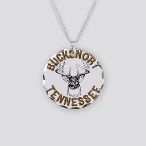 20110518 - BucksnortTN - PIN Necklace Circle Charm