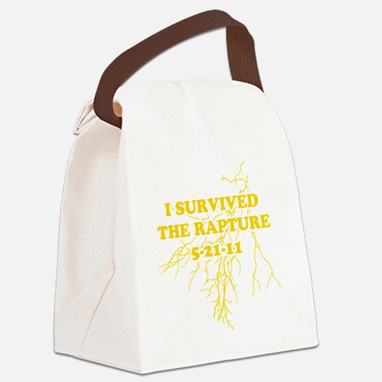 raptureyel Canvas Lunch Bag