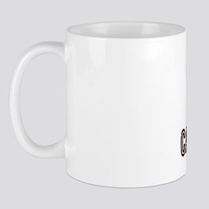 dontletthebastards_blackred_withshadow Mug