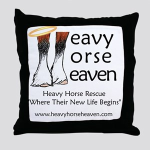 HHHshirt Throw Pillow