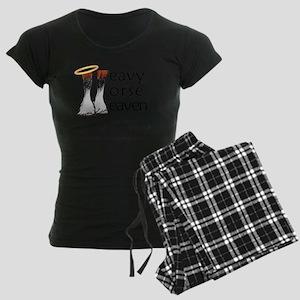 HHHshirt Women's Dark Pajamas