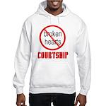 COURTSHIP Hooded Sweatshirt