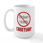COURTSHIP Large Mug