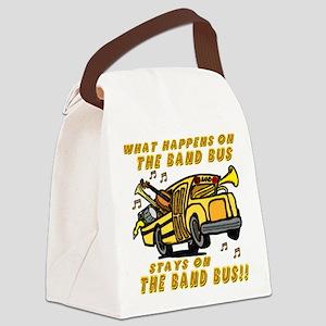 bandbus2000wh Canvas Lunch Bag