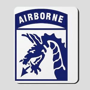 XVIII Corps - Airborne Mousepad