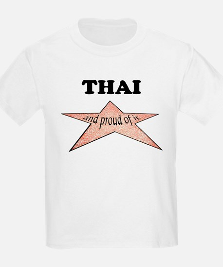 Thai and proud of it Kids T-Shirt