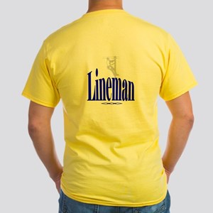 Lineman - Yellow T-Shirt