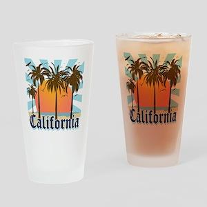 California Light Drinking Glass
