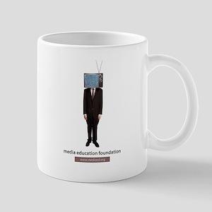 Media Head Mug