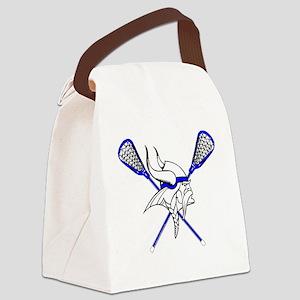 CurtisLaCrosse - Larger Viking Canvas Lunch Bag