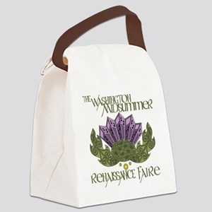 WMRFgraphic Canvas Lunch Bag