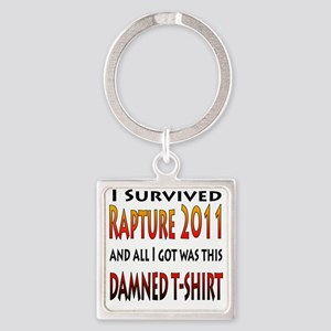 rapture2 Square Keychain