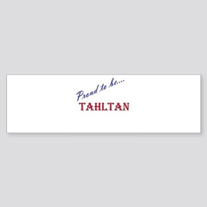 Tahltan Bumper Sticker