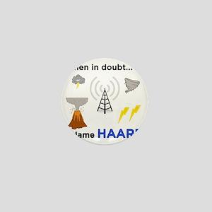 HAARP_Front Mini Button