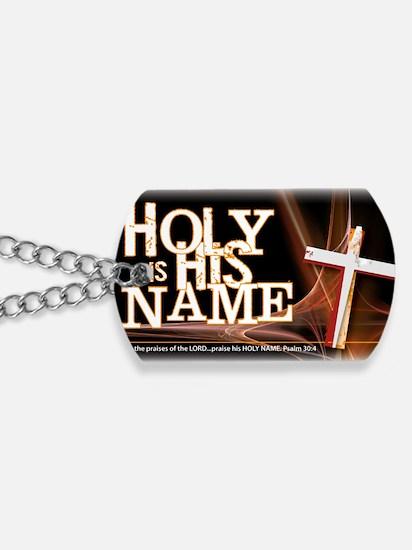 holy-name Dog Tags