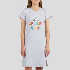 bowl99black Women's Nightshirt