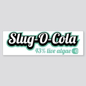 Slug-O-Cola Sticker (Bumper)