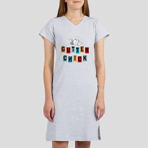 bowl99darknew Women's Nightshirt