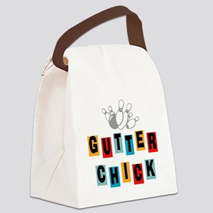 bowl99darknew Canvas Lunch Bag