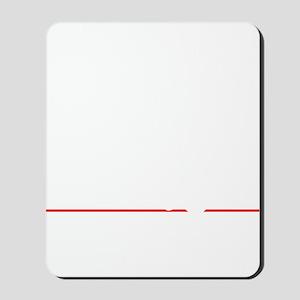 bowl96dark Mousepad
