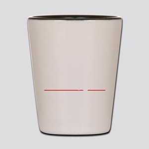 bowl96dark Shot Glass
