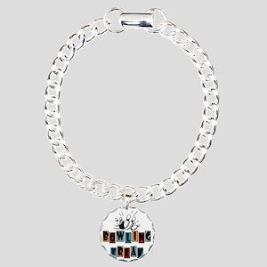 bowl97light Charm Bracelet, One Charm
