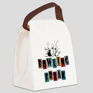 bowl97light Canvas Lunch Bag