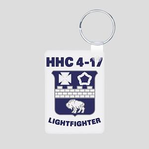 HHC417 Aluminum Photo Keychain